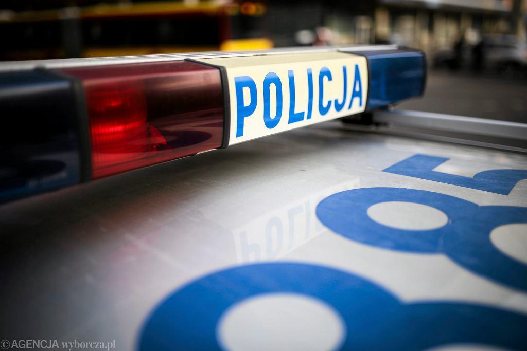 Bieszczady. Auto, którym kierowała 46-latka dachowało. Kobieta zginęła na miejscu (zdjęcie ilustracyjne)