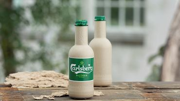 Carlsberg testuje butelki wykonane z tworzywa drzewnego.