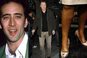 Nicolas Cage, Lian Neeson, Mo'Nique.