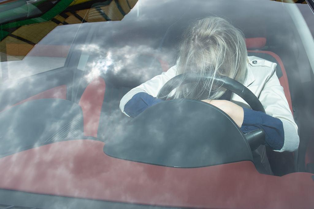 Pijana kobieta wiozła autem dwoje dzieci
