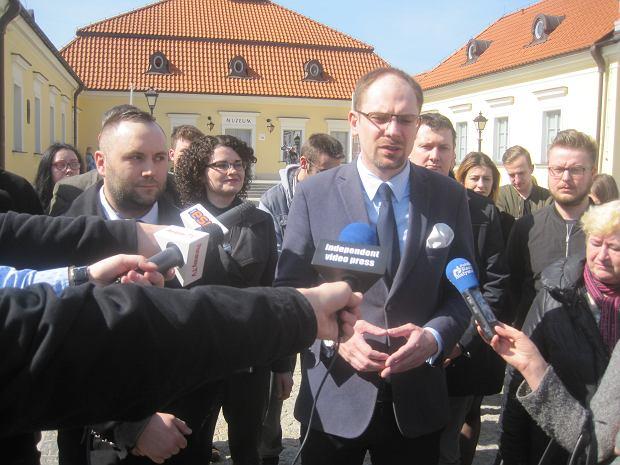 Kocham Białystok - to nowy projekt wyborczy. Jego kandydatem na prezydenta Białegostoku będzie przedsiębiorca Marcin Sawicki związany z partią Wolność
