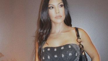 Kourtney Kardashian - trening ujędrniający