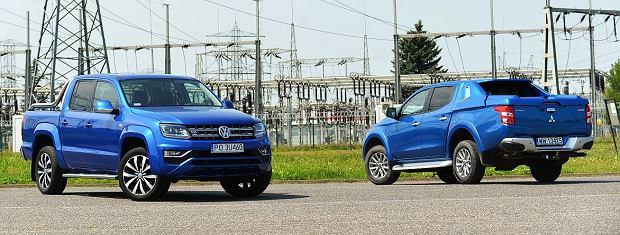 Mitsubishi L200 vs VW Amarok