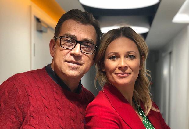 Maciej Orłoś i Odeta Moro