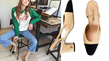 Pantofle Chanel - Chiara Ferragni