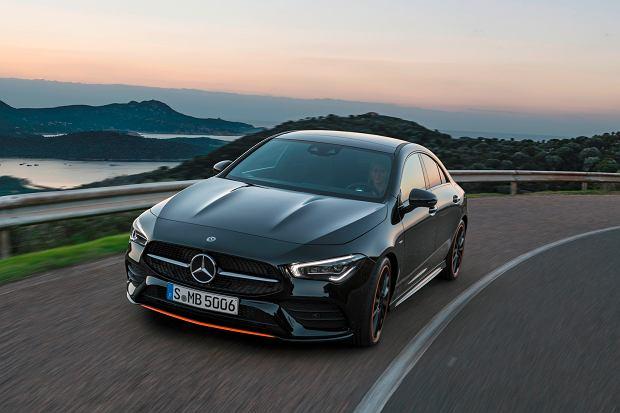 Nowy Mercedes-Benz CLA oficjalnie!