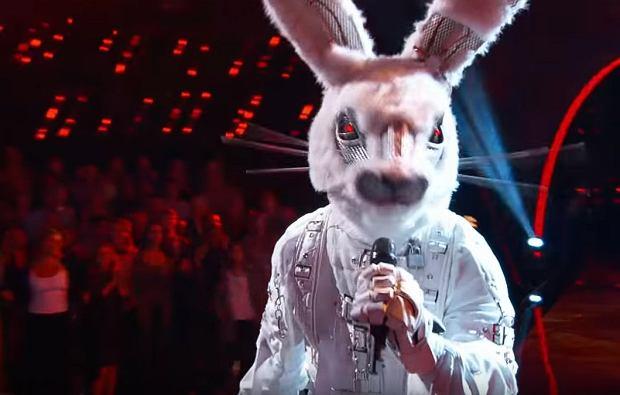 The Rabbit Performs 'Livin' La Vida Loca'