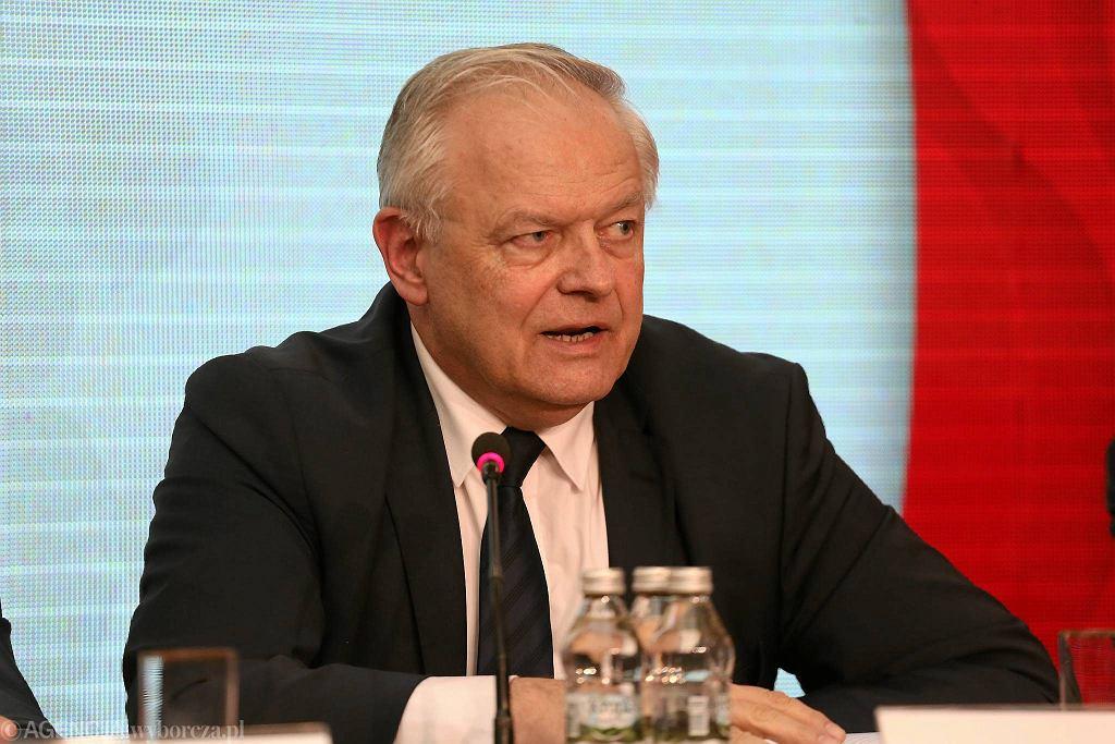 Stanisław Zabłocki, jeden z sędziów PKW