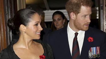 Meghan Marklew drugiej ciąży? Ostatnia wypowiedź księcia Harry'ego rozgrzała brytyjskie media