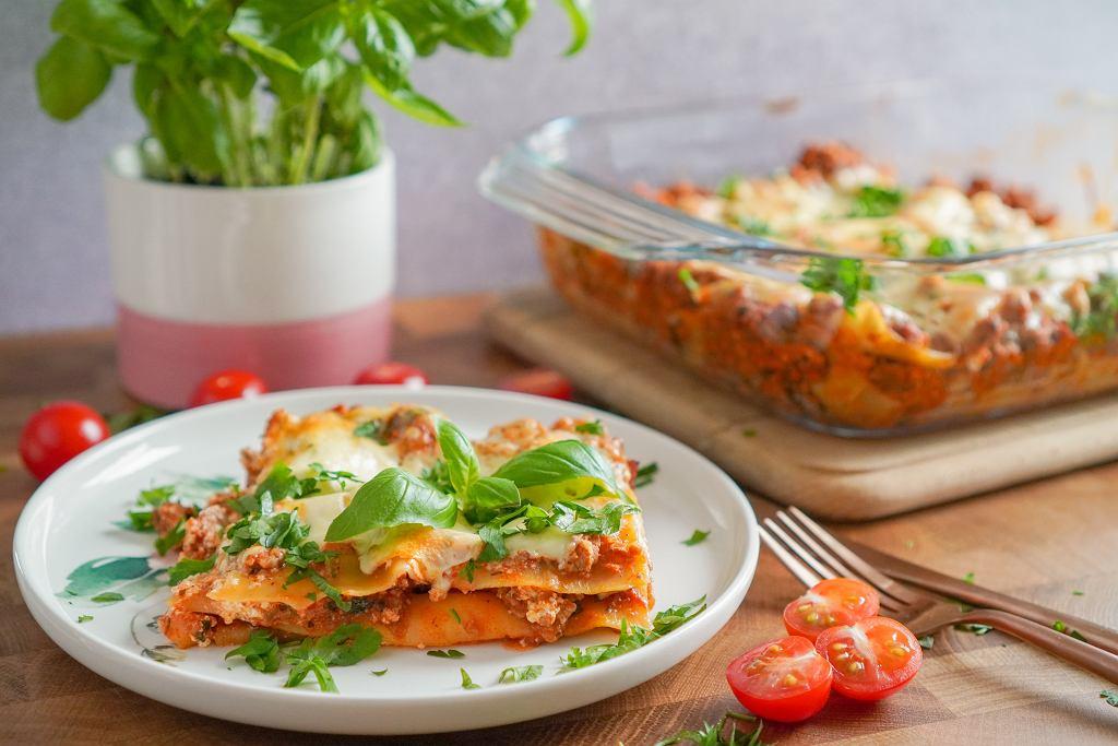 lasagne (zdjęcie ilustracyjne)