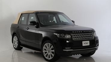 Range Rover Convertible NSC