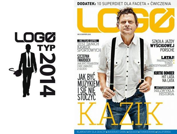 LOGOTYP ROKU 2014, NOMINACJA: KAZIK STASZEWSKI