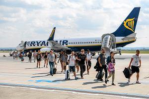 Nowe zasady w Ryanairze. Od dziś dodatkowy bagaż podręczny tylko dla wybranych i za dopłatą