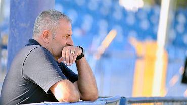 Trener Krzysztof Łętocha