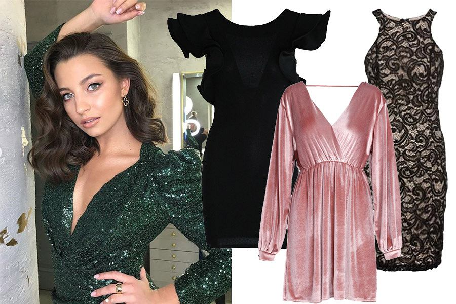 6b76c061420128 18 najpiękniejszych sukienek ze sklepów internetowych na karnawał.  Większość kosztuje mniej niż 200 zł! Sprawdzą się też na studniówce