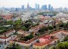 7-piętrowy budynek na Skarpie Warszawskiej? Będzie widoczny z daleka