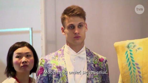 Top model, odcinek 11