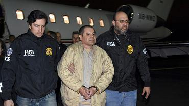 Sąd w USA uznał El Chapo winnym. Najpotężniejszy baron narkotykowy resztę życia może spędzić za kratkami