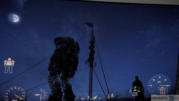 LG EG910V OLED - gry - Fallout 4 noc 2