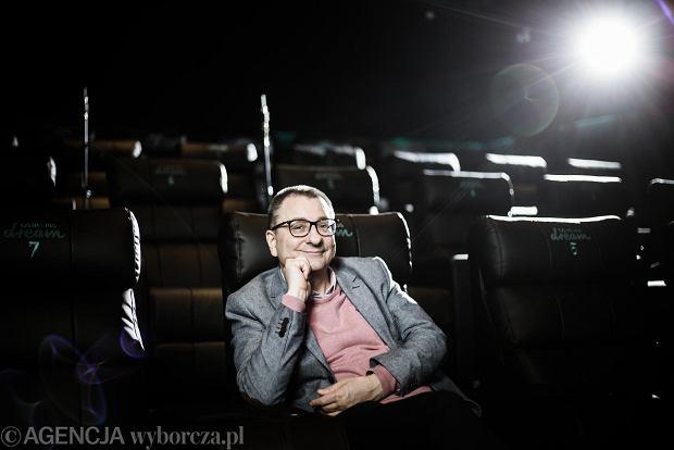 Jerzy S. Majewski napisał książkę o historii warszawskich kin. Towarzyszy otwarciu kina Helios