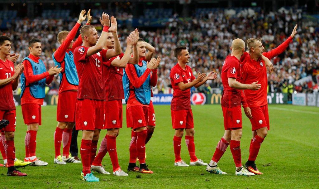 Euro 2016. Polska reprezentacja po meczu z Niemcami