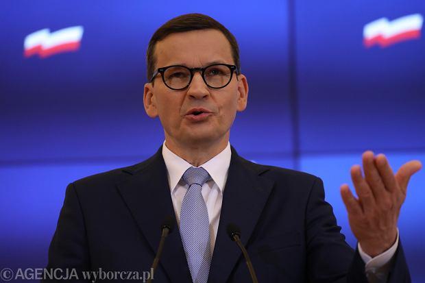Mateusz Morawiecki. Kim jest premier rządu PiS?
