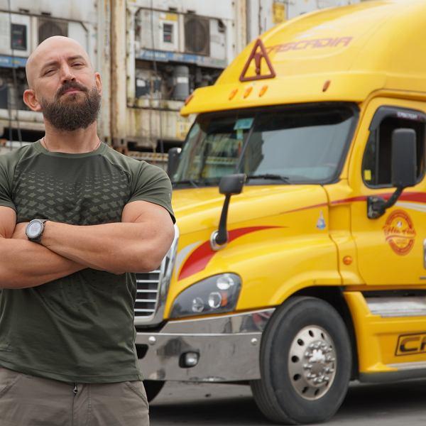 Dawid Andres tym razem zabiera nas i swoją ciężarówkę do Wietnamu