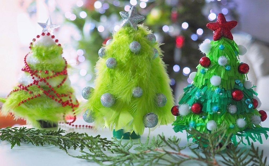 Ozdoby bożonarodzeniowe zrób to sam
