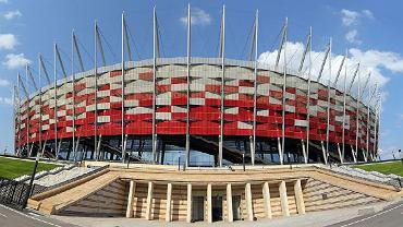 Stadion Narodowy w Warszawie (dziś PGE Narodowy)