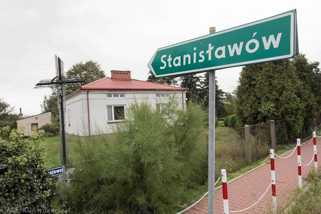 Stanisławów - rząd PiS planuje tu zbudować Centralny port Lotniczy