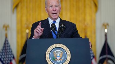 Przedświąteczny alarm w USA. Joe Biden ogłasza zmiany w handlu, by zapobiec kryzysowi zaopatrzeniowemu