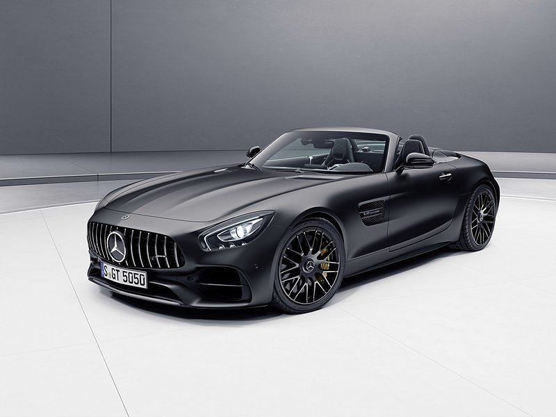 Modele Mercedes-AMG Edition 50