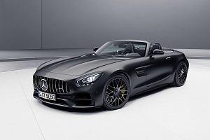 Mercedes AMG GT C Roadster Edition 50 | Urodzinowy specjał