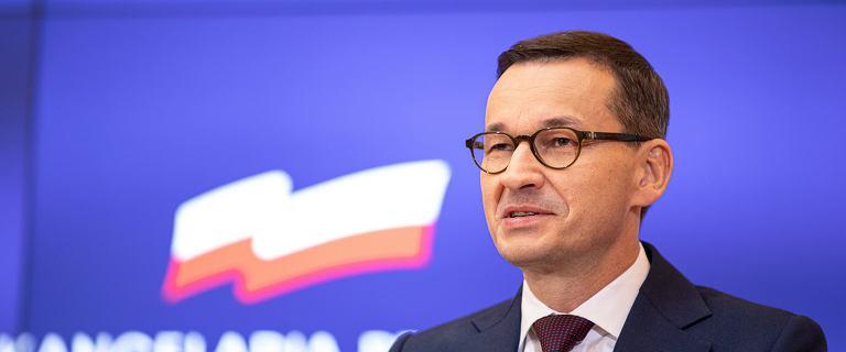 Morawiecki w amerykańskiej TV: 80 proc. społeczeństwa popiera reformę sądów
