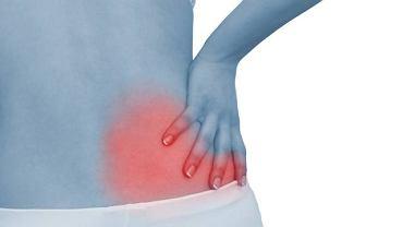 Ból w okolicy lędźwiowej może zwiastować problemy z nerkami