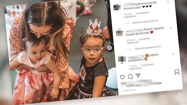 """Anna Wendzikowska pięć lat temu została mamą. Napisała życzenia dla córki: """"Zawsze będę obok"""""""