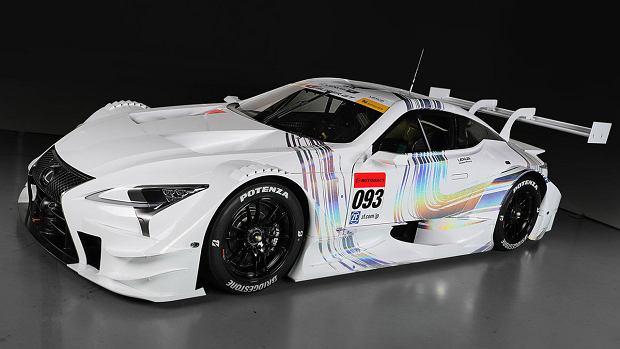 Lexus LC GT500