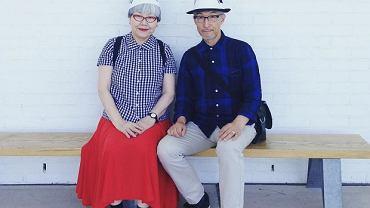 Starsze małżeństwo z Japonii zachwyciło internautów swoim wyczuciem stylu