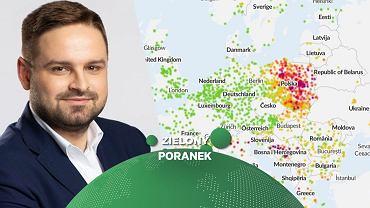 Dziś w Zielonym Poranku Gazeta.pl Maria Mazurek rozmawia z Bartłomiejem Orłem