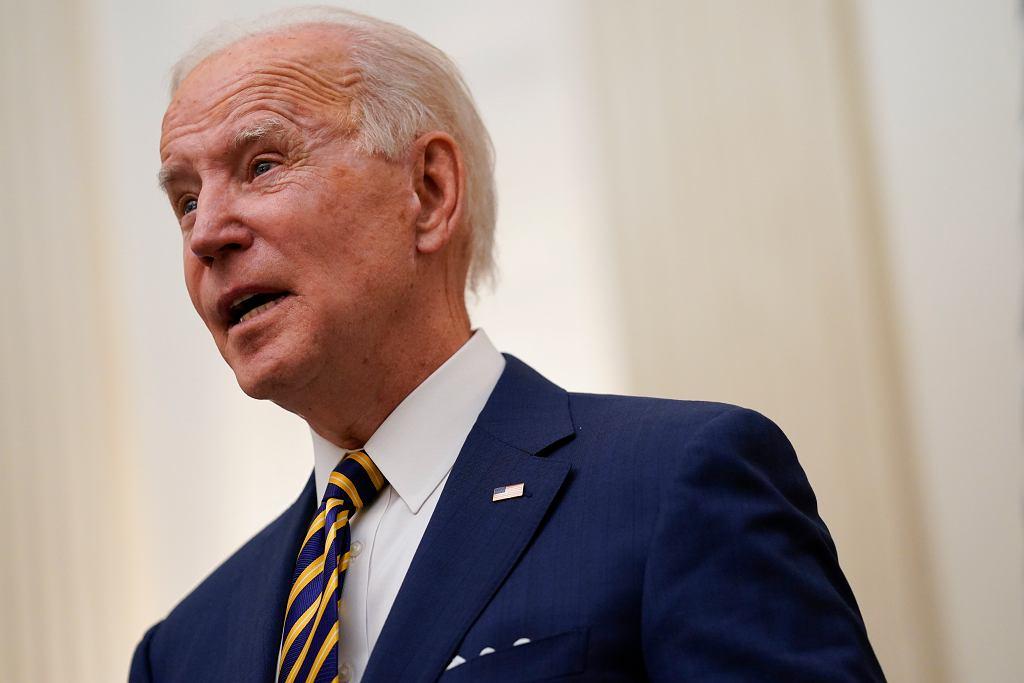 Joe Biden. Prezydent USA