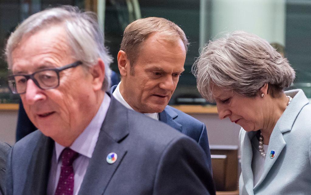 Premier Theresa May zwróciła się do UE o odsunięcie brexitu na 30 czerwca