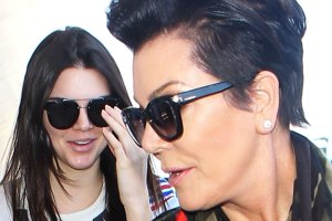 Kris Jenner z córką Kendall