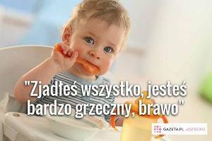 Domowe obiady dla dzieci nie takie dobre, jak nam się wydaje. Słoik lepszy?