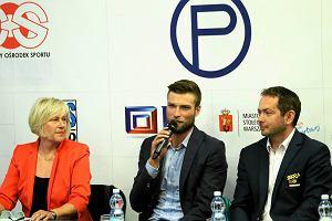 AZS Politechnika Warszawska ma nowego strategicznego