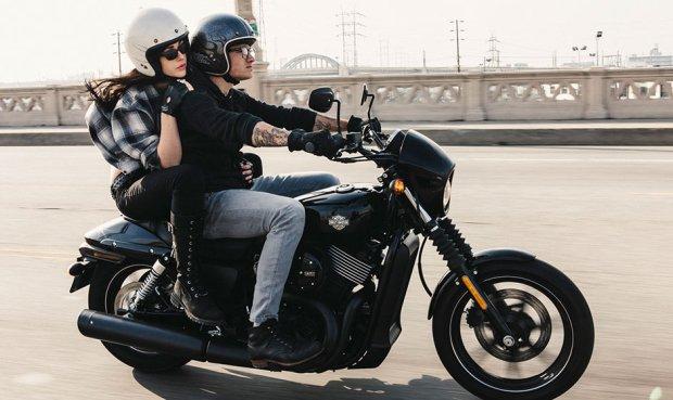 Nowy miejski ścigacz od Harley-Davidson