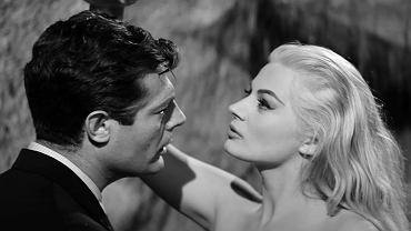 Kadr z filmu 'La dolce vita'.