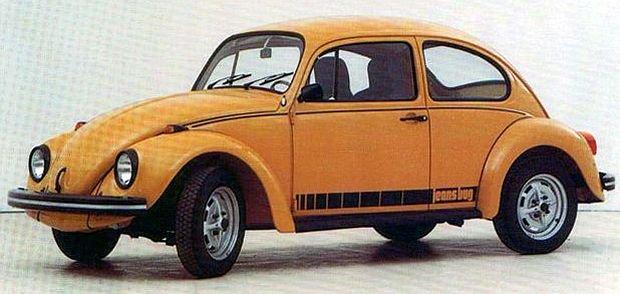 Volkswagen Beetle Jeans