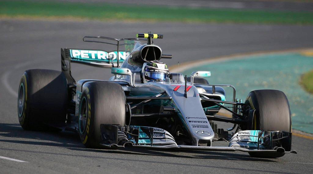 Valtteri Bottas, kierowca teamu Mercedes