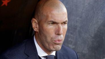Zidane nie zamierza bronić piłkarzy po porażce z Rayo