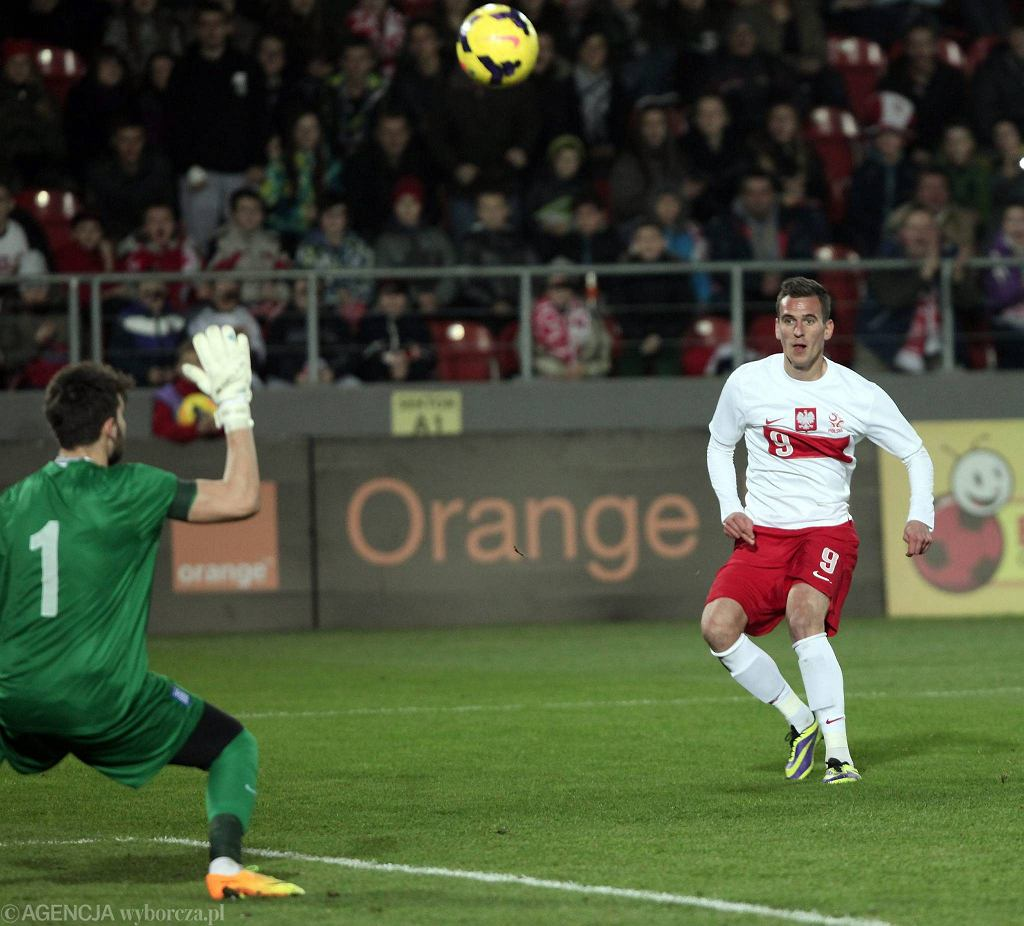 Polska - Grecja 3:1.